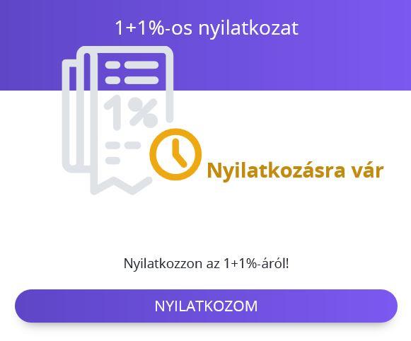1 százalék felajánlás - eSZJA - BTESZ Alapítvány