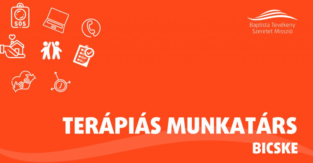 TERÁPIÁS MUNKATÁRS – BICSKE